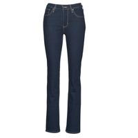 Vêtements Femme Jeans bootcut Levi's 725 HIGH RISE BOOTCUT Bleu