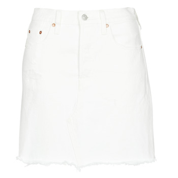 Vêtements Femme Jupes Levi's HR DECON ICONIC BF SKIRT PEARLY WHITE