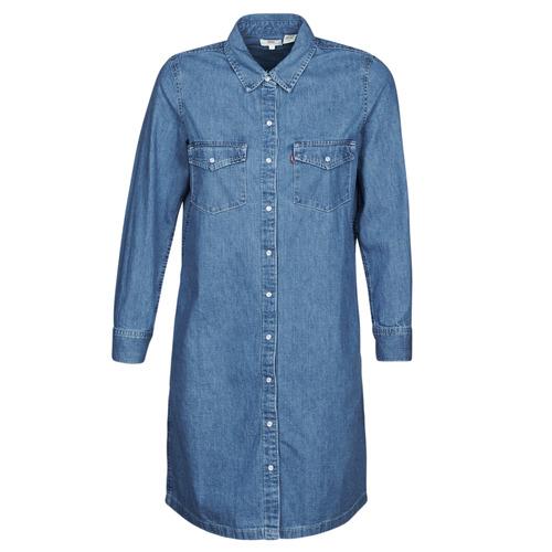 Vêtements Femme Robes courtes Levi's SELMA DRESS Bleu