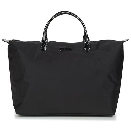 Sacs Femme Sacs de voyage LANCASTER BASIC VERNI 68 Noir