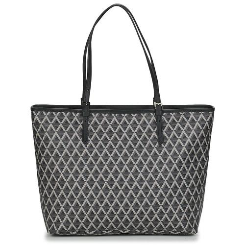 Sacs Femme Cabas / Sacs shopping LANCASTER IKON 4 Noir