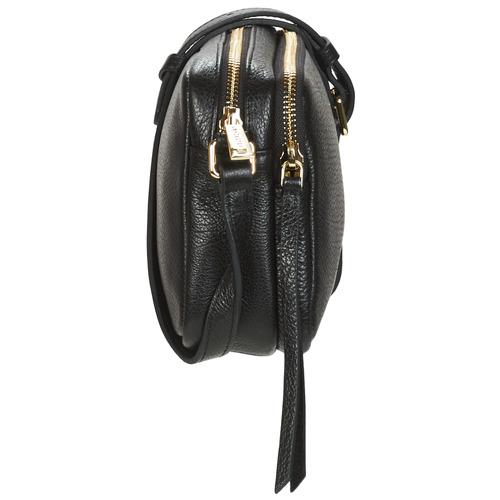 Lancaster Dune 20 Noir - Livraison Gratuite- Sacs Porté Épaule Femme 12900