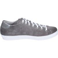 Chaussures Homme Baskets mode Ossiani sneakers daim gris