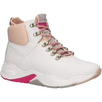 Chaussures Femme Baskets montantes Timberland A2AFE DELPHIVILLE Blanco