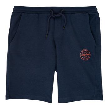 Vêtements Garçon Shorts / Bermudas Jack & Jones JJISHARK Marine
