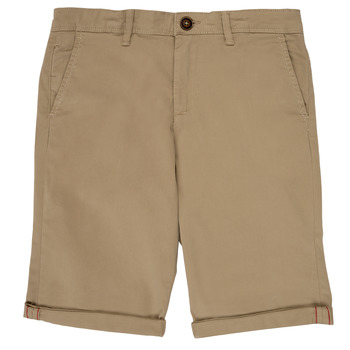 Vêtements Garçon Shorts / Bermudas Jack & Jones JJIBOWIE Beige