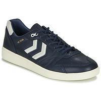 Chaussures Homme Baskets basses Hummel HB TEAM CREST Bleu