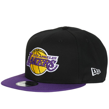 Accessoires textile Casquettes New-Era NBA 9FIFTY LOS ANGELES LAKERS Noir / Violet
