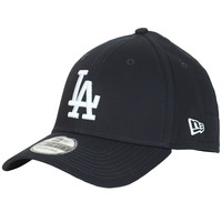Accessoires textile Casquettes New-Era LEAGUE BASIC 39THIRTY LOS ANGELES DODGERS Noir / Blanc