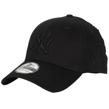 Accessoires textile Casquettes New-Era LEAGUE BASIC 39THIRTY NEW YORK YANKEES Noir