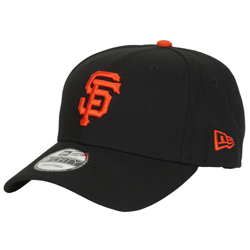 Accessoires textile Casquettes New-Era MLB THE LEAGUE SAN FRANCISCO GIANTS Noir / Rouge