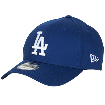 Accessoires textile Casquettes New-Era LEAGUE ESSENTIAL 9FORTY LOS ANGELES DODGERS Marine