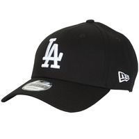 Accessoires textile Casquettes New-Era LEAGUE ESSENTIAL 9FORTY LOS ANGELES DODGERS Noir / Blanc