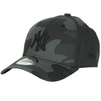 Accessoires textile Casquettes New-Era LEAGUE ESSENTIAL 9FORTY NEW YORK YANKEES Camouflage / Gris