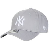 Accessoires textile Casquettes New-Era LEAGUE BASIC 9FORTY NEW YORK YANKEES Gris / Blanc