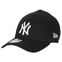 Accessoires textile Casquettes New-Era LEAGUE BASIC 9FORTY NEW YORK YANKEES Noir / Blanc