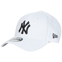Accessoires textile Casquettes New-Era LEAGUE BASIC 9FORTY NEW YORK YANKEES Blanc / Noir