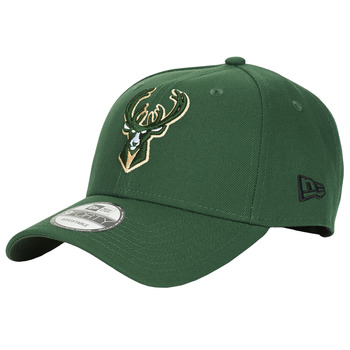 Accessoires textile Casquettes New-Era NBA THE LEAGUE MILWAUKEE BUCKS Vert