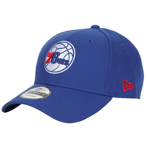 Accessoires textile Casquettes New-Era NBA THE LEAGUE PHILADELPHIA 76ERS Bleu