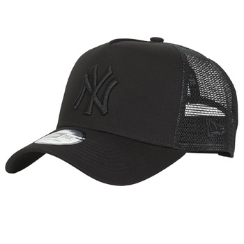 Accessoires textile Casquettes New-Era CLEAN TRUCKER NEW YORK YANKEES Noir