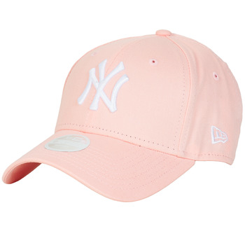 Accessoires textile Femme Casquettes New-Era ESSENTIAL 9FORTY NEW YORK YANKEES Rose