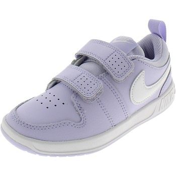 Chaussures Fille Baskets basses Nike PICO 5 VIOLA Violet