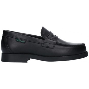 Chaussures Garçon Mocassins Gorila 1502 Niño Negro noir