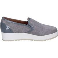 Chaussures Femme Slip ons Carmens Padova slip on daim gris