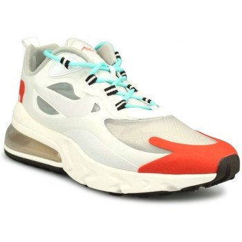 Chaussures Femme Baskets basses Nike Basket Wmns  Air Max 270 React Beige At6174-200 Beige