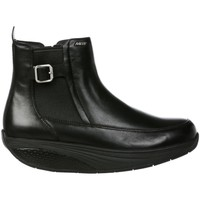 Chaussures Femme Boots Mbt CHELSEA BOOT W BOTTES BLACK