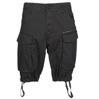 Vêtements Homme Shorts / Bermudas G-Star Raw Rovic zip relaxed 12 black
