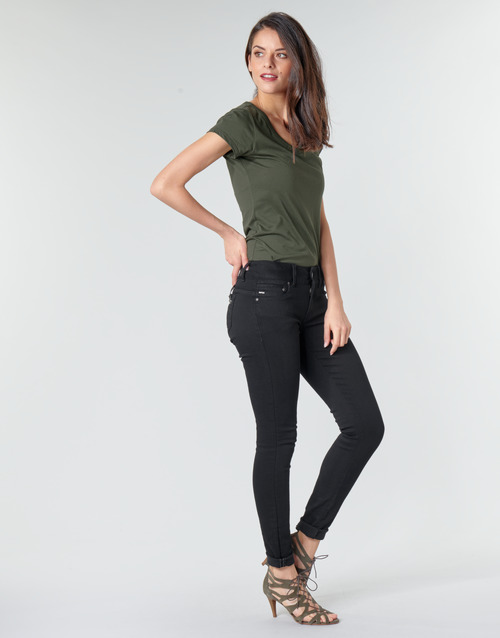 G-Star Raw EYBEN SLIM V T WMN SS