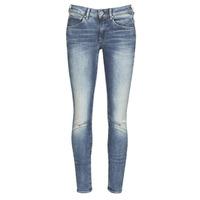 Vêtements Femme Jeans skinny G-Star Raw ARC 3D MID SKINNY WMN Bleu