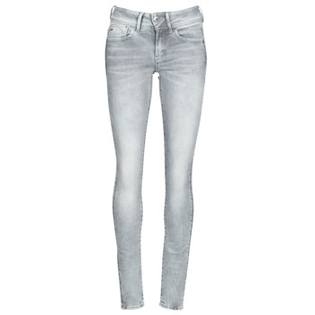 Vêtements Femme Jeans skinny G-Star Raw Lynn Mid Skinny Wmn faded industrial grey