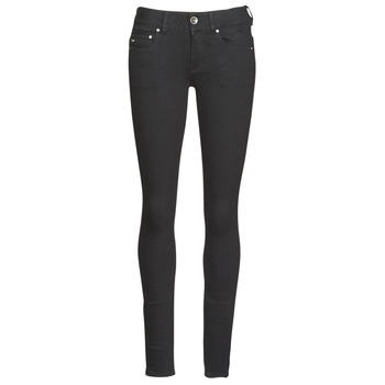 Vêtements Femme Jeans skinny G-Star Raw Midge Cody Mid Skinny Wmn pitch black