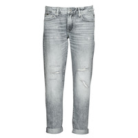 Vêtements Femme Jeans boyfriend G-Star Raw Kate Boyfriend Wmn sun faded ripped basalt