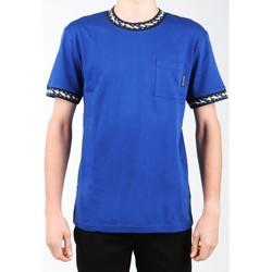 Vêtements Homme T-shirts manches courtes DC Shoes DC EDYKT03372-BYB0 granatowy