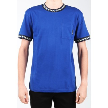 Vêtements Homme T-shirts manches courtes DC Shoes DC EDYKT03372-BYB0 granatowy