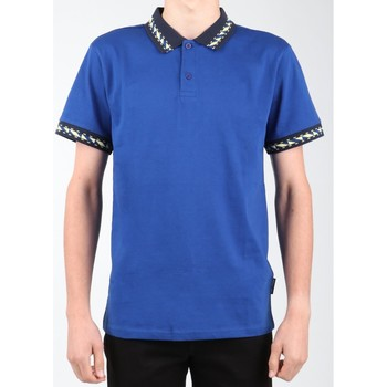 Vêtements Homme Polos manches courtes DC Shoes DC EDYKT03380-BYB0 granatowy