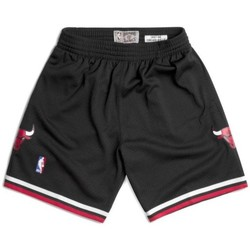 Vêtements Shorts / Bermudas Mitchell And Ness Short NBA Chicago Bulls 1997-9 Multicolore
