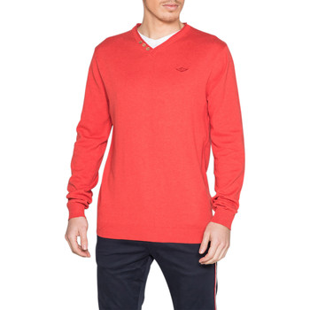 Vêtements Homme Pulls Deeluxe Pull SINGLE Red Mel