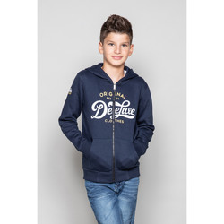 Vêtements Garçon Sweats Deeluxe Sweat MIKA Navy