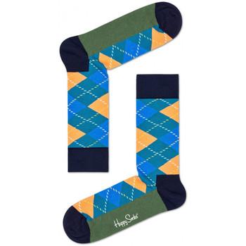 Accessoires textile Chaussettes Happy Socks Argyle sock Multicolore