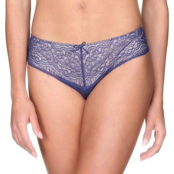 Sous-vêtements Femme Shorties & boxers Valege Culotte femme en dentelle Bleu