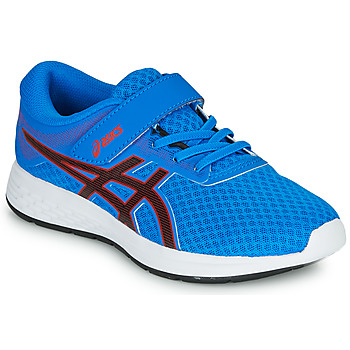 Chaussures Enfant Running / trail Asics PATRIOT 11 PS Bleu
