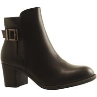 Chaussures Femme Bottines Botty Selection Femmes BOOT 950 16 DIAM NOIR