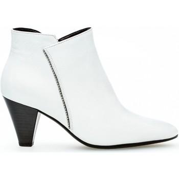 Chaussures Femme Bottines Gabor Bottines modernes Noir