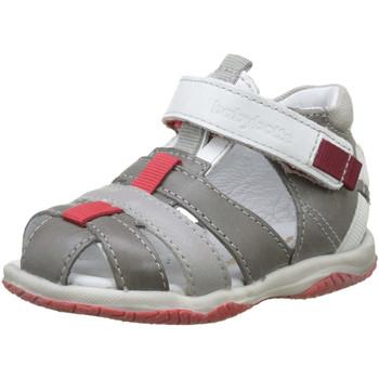 Chaussures Garçon Sandales et Nu-pieds Babybotte Typo Gris