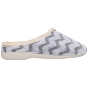 Chaussures Femme Chaussons Norteñas 44-321 Mujer Gris gris