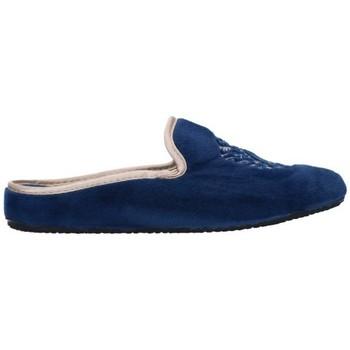 Chaussures Femme Chaussons Norteñas 7-35-25 Mujer Azul marino bleu